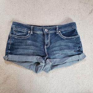 EUC Jean Shorts